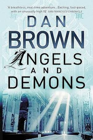 angels  demons robert langdon    brown reviews discussion bookclubs lists