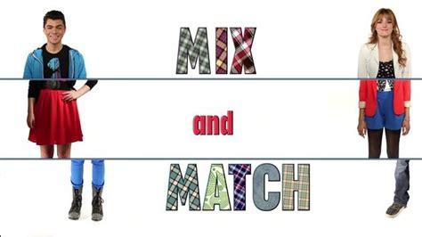 mix matching bunk d disney channel