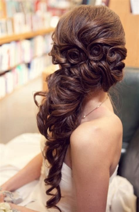 graduation hairstyles  long hair elle hairstyles