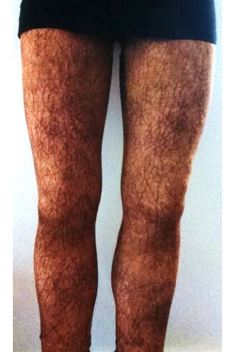 I Was Online Shopping And Came Across These Women S Leggings All I See Is Hairy Legs Funny