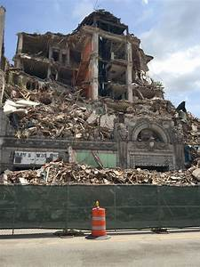 Landmark Murphy Building in East St. Louis largely reduced ...