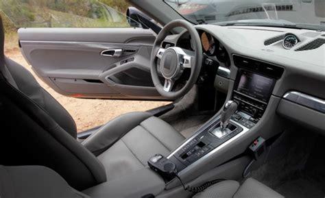 2013 Porsche 991 Carrera Interior Pictures