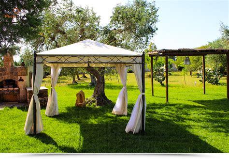copertura giardino gazebo elite 3x3 m per giardino con copertura