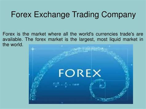 currency trading companies what is forex trading company kosowekavorut web fc2