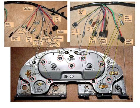 C4 Corvette Dash Wiring Diagram Free Picture by Mid Year Clusters