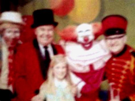 chicago  remembering wgns bozos circus