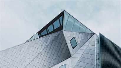 Architecture Building Background Modernism Geometric Taiwan Wallpapers