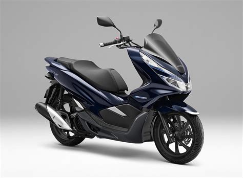 Honda Pcx Image by Honda Pcx 125 Hybrid Global Launch In September 2018
