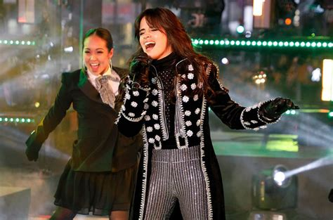 Camila Cabello Performs New Year Eve Watch Billboard