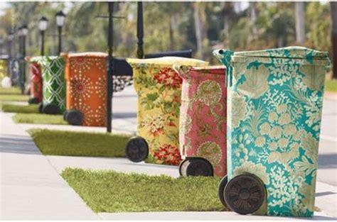 Beautiful Trash Cans  The Suburban Jungle
