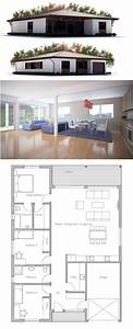 les 25 meilleures idees de la categorie plan maison 3 With plan de maison 110m2 4 maison accessible detail du plan de maison accessible