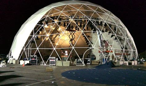 cupola structure las vegas 120 dome precision structural engineering