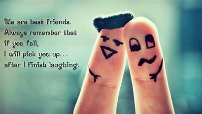 Bff Wallpapers Friend Friends Forever Cool Quotes