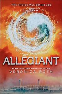 In which Allegiant and I have a heart to heart, attempt to ...