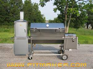 Custom BBQ Pits Smokers