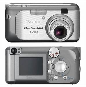 Canon Powershot A410 Manual  Free Download User Guide Pdf