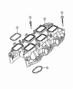 Dodge Journey Gasket  Intake Manifold  Lower  Engine  Kits