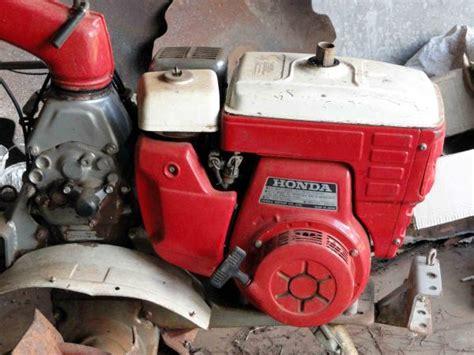 honda  engine   rotavator doityourselfcom