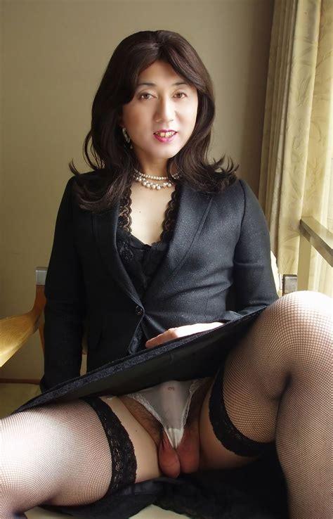 Yuriko - A Japanese Crossdresser - PornHugo.Com