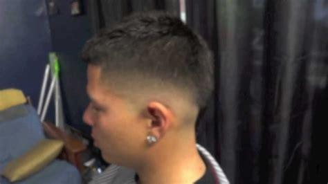 mohawk fade haircut instagram atkikecutz youtube
