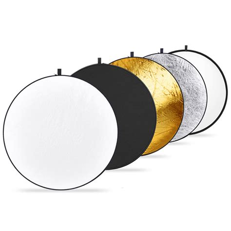 neewer   cm    collapsible multi disc light