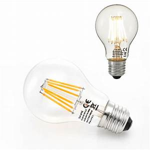 Leuchtmittel Led E14 : led e14 e27 warmwei filament leuchtmittel 2700k kerze gl hlampe birne ebay ~ Eleganceandgraceweddings.com Haus und Dekorationen