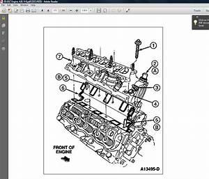 Ford Repair Station  Ford Ranger 1993 94 95 96 97 2 3l   3
