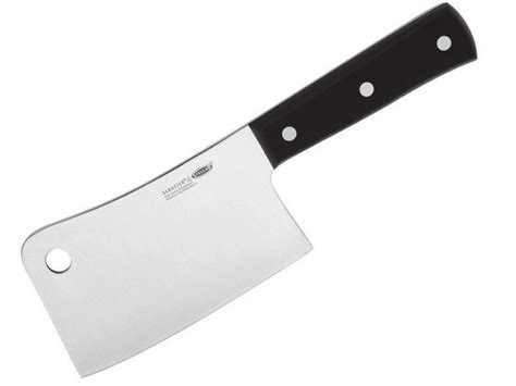 what is a brand of kitchen knives why is there a on the blade of cleaver or bone