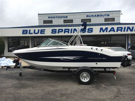 Used Chaparral Fish And Ski Boats For Sale by Chaparral New And Used Boats For Sale In Missouri