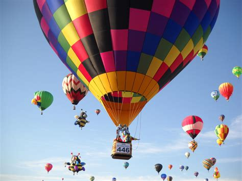 A Hot Air Balloon Proposal  Engagement 101