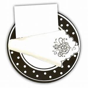 Blank Polkadot Dinner Plate Party Invitations | PaperStyle
