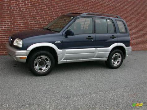 Suzuki Grand Vitara 1999 by 1999 Baltic Blue Suzuki Grand Vitara Jlx 4wd 77474874