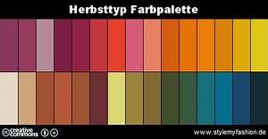 Welche Farben Passen Zu Petrol : die herbsttyp farben typberatung style my fashion ~ Markanthonyermac.com Haus und Dekorationen