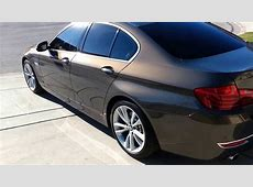 Champagne Quartz Metallic 2014 BMW 535i Texas YouTube