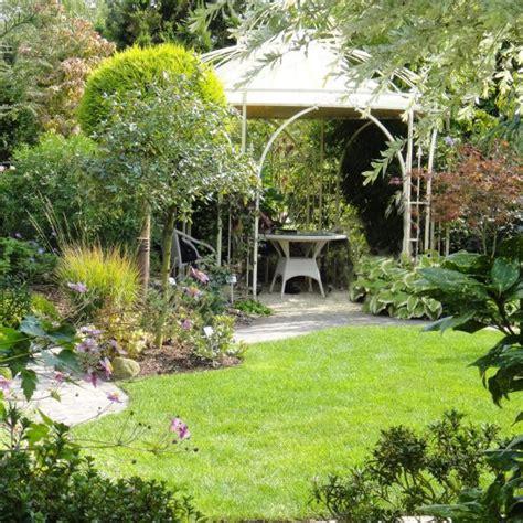 Garten Pavillon Ideen by Gartengestaltung Ideen Und Planung Living At Home