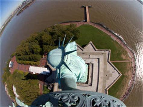 statue  liberty webcam  torch cams  york