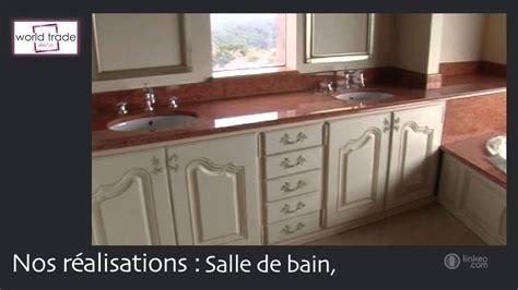 cuisine salle de bain marbre sur mesure cuisine salle de bain sol à toulouse
