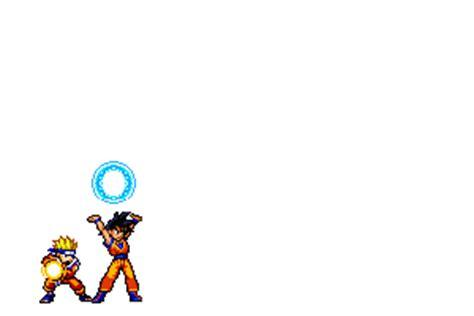 super rasengan spirit bomb  chronosun  deviantart