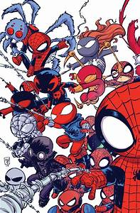 Spiderman Chibi Comic | www.pixshark.com - Images ...