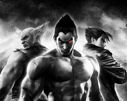 Tekken Background Wallpapers Jin Maritza Craig Tekken6
