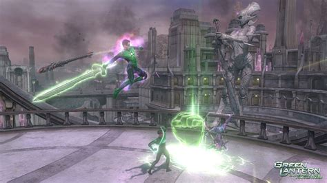 jeux de green lanterne images green lantern