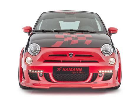 2010 Hamann 500 Abarth