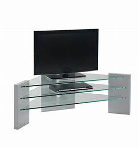 Meuble D Angle : meuble tv d 39 angle blu ray ~ Teatrodelosmanantiales.com Idées de Décoration