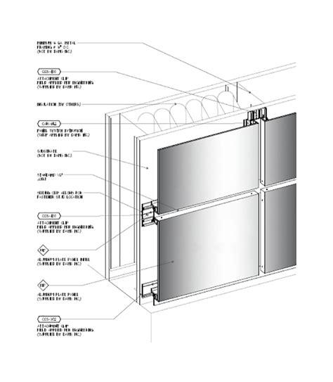 exterior cladding panels rainscreen plate panel details