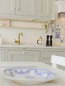 Delicate Kitchen Design My Sweet House