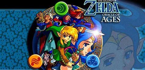 Top 10 de wii u, nintendo 3ds, nds, wii, etc. The Legend of Zelda: Oracle of Ages y Seasons en verano ...