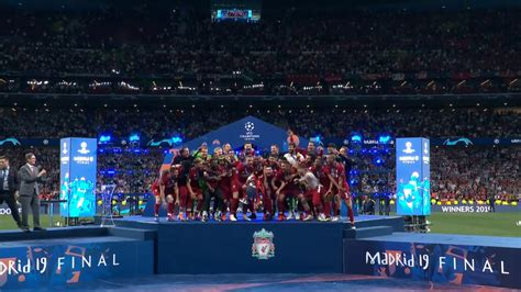 #Watch: Liverpool Wins The 2019 Champions League Cup ...