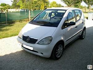 Mercedes Classe C Blanche : troc echange mercedes classe a 170 cdi sur france ~ Gottalentnigeria.com Avis de Voitures