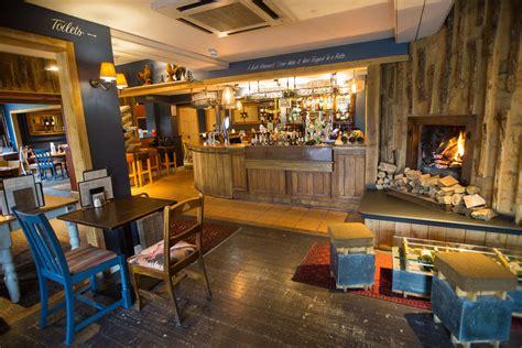 cock   north destination inns dining pub  bell bar hertfordshire