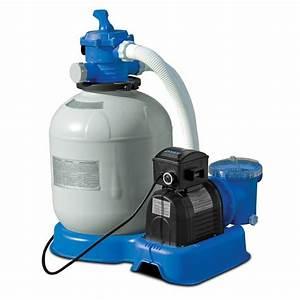 Filtre A Piscine Intex : intex filtre sable 8m3 h 0 95 cv achat vente pompe ~ Dailycaller-alerts.com Idées de Décoration